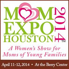 Houston Mom Expo April 2014
