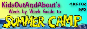 Week by Week Guide to Summer Camps In & Around Houston