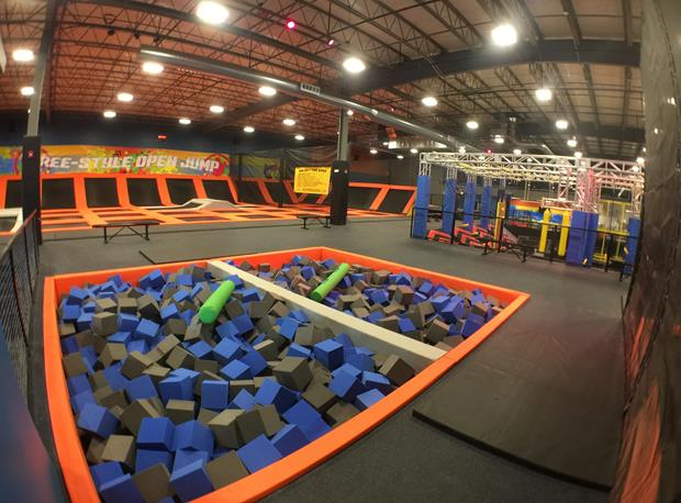 Urban Air Trampoline Amp Adventure Park Nw Houston Kids