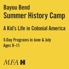 Bayou Bend Summer Camp