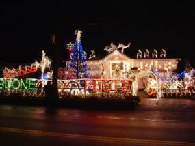 Holiday Lights List In Houston And Surrounding Areas