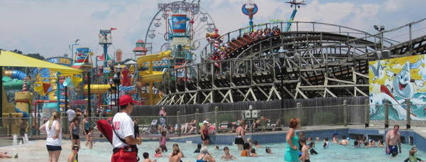 Review Of Hersheypark In Hershey Pa Kids Out And About
