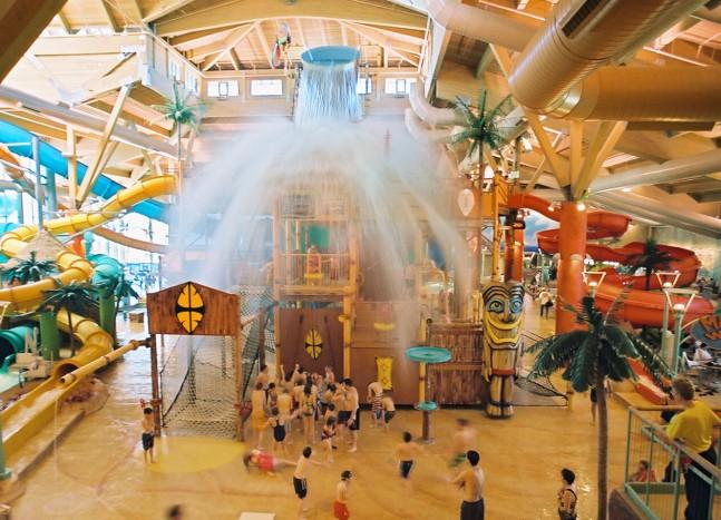 Review Of Splash Lagoon Indoor Water Park In Erie Pa