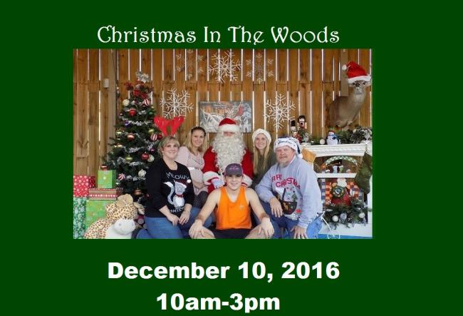 Christmas in the Woods | Kids Out and About Houston