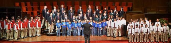 Auditions for Woodlands Boys Choir 2019 Season | Kids Out