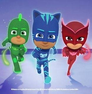 PJ Masks LIVE! Save The Day! | Kids Out and About Houston