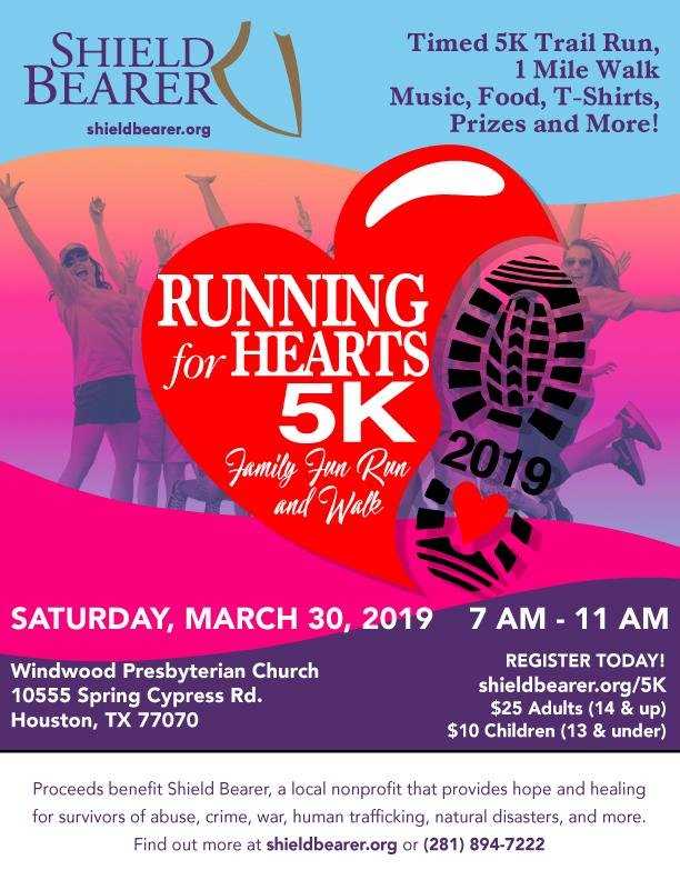 Running for Hearts 5k and Walk | Kids Out and About Houston