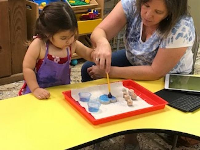 Heart Tile Workshops | Kids Out and About Houston