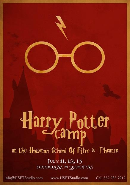 Harry Potter Summer Day Camp Kids Out And About Houston