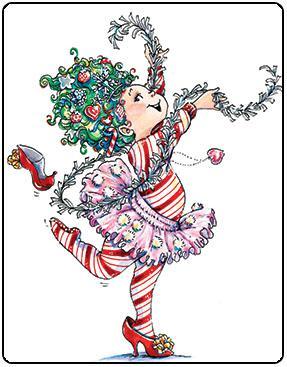 fancy nancy splendiferous christmas the musical kids out and rh houston kidsoutandabout com fancy nancy clipart