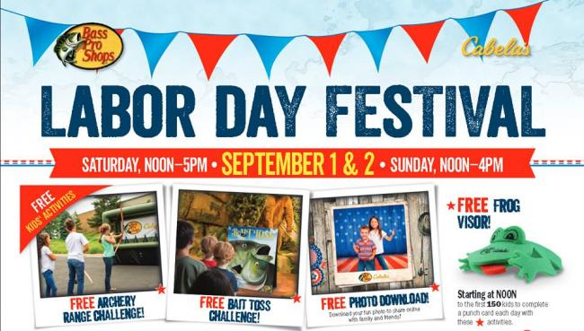 labor day outdoor bbq festival kids out and about houston