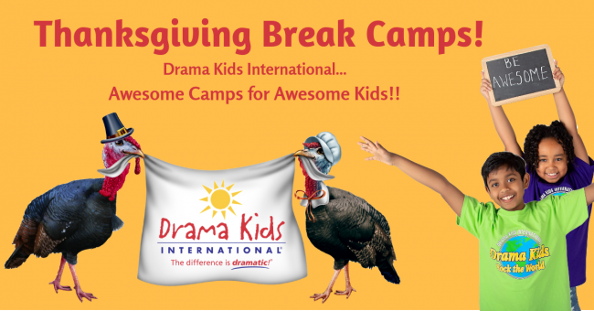 Thanksgiving Break Camp- Cy-Fair Music and Arts   Kids Out
