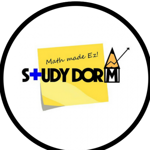 Study Dorm specialize in teaching MATH to students of all ages. We offer  math tutoring for students in K-12 Grade, STAAR, SAT, GRE, GMAT, GED and  much more!