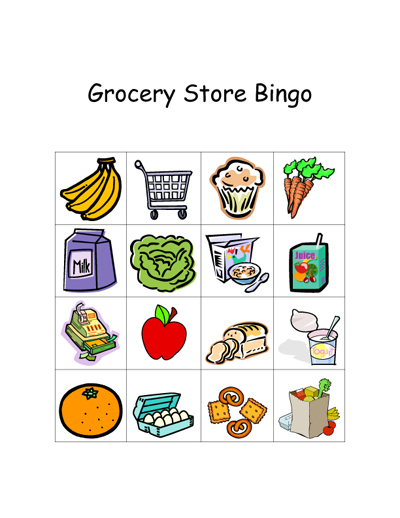 Grocery Store Games: Ideas to make the weekly chore more bearable ...